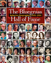 Bluegrass Hall of Fame Inductees Biographies